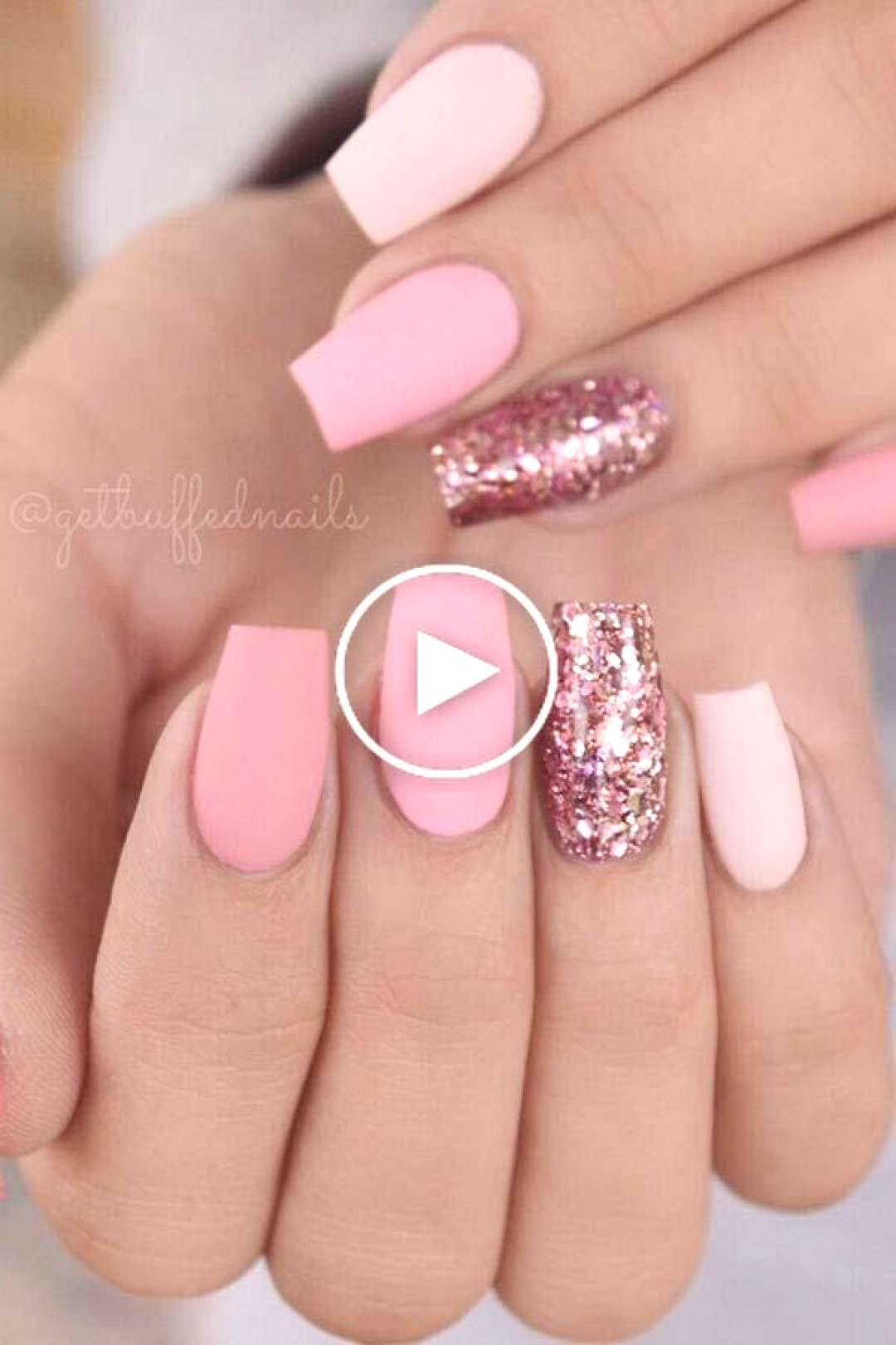 23 Light Pink Nail Designs and Ideas to Try- Pink is one of the most elegant colors of 2019. Differ