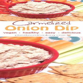 Caramelized Onion Dip Carmelized Onion Dip -  Who doesn't love onion dip? I'm confident this wi
