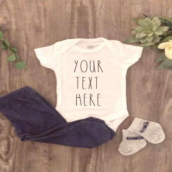 Excited to share this item from my etsy shop custom baby onesie| Baby onesies &; &; Baby clothing&;