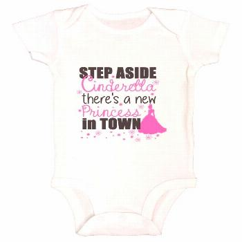 Our cute range of funny baby onesies comes in a simple design and soft fabric making them comfortab