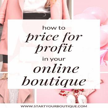 Setting retail prices for the products you sell in your boutique can be nerve wracking. You want to