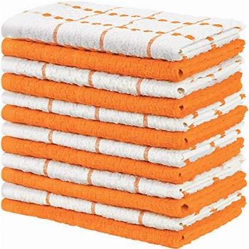 Utopia Towels Kitchen Towels, Pack of 12, 15 x 25 Inches,