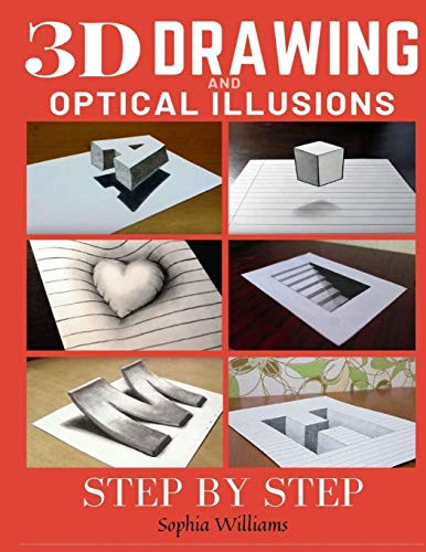 3d Drawing and Optical Illusions How to Draw Optical