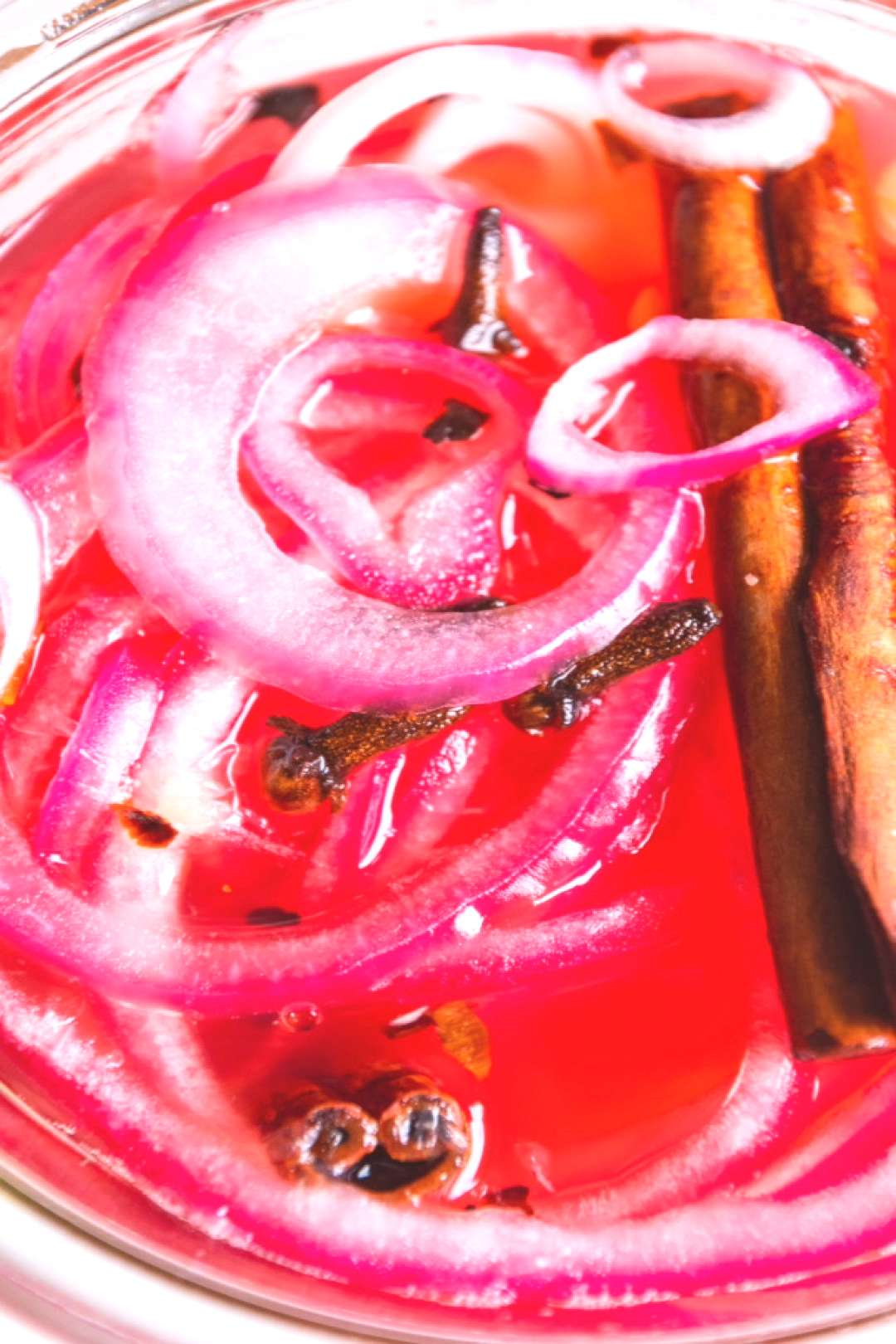 How To Make Quick Pickled Onions Video Rezept sandwiches sandwiches sandwiches sandwiches sandwiche