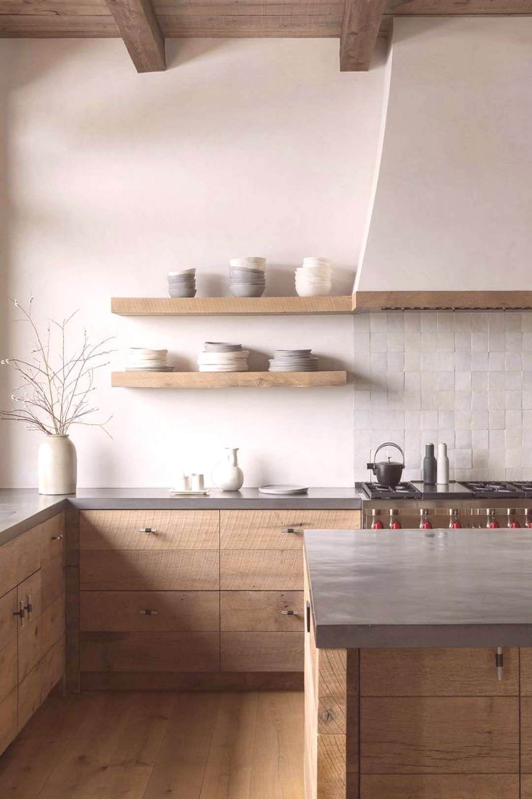 Is Opening Shelving the Right Fit for your Kitchen - Pure Collected Living