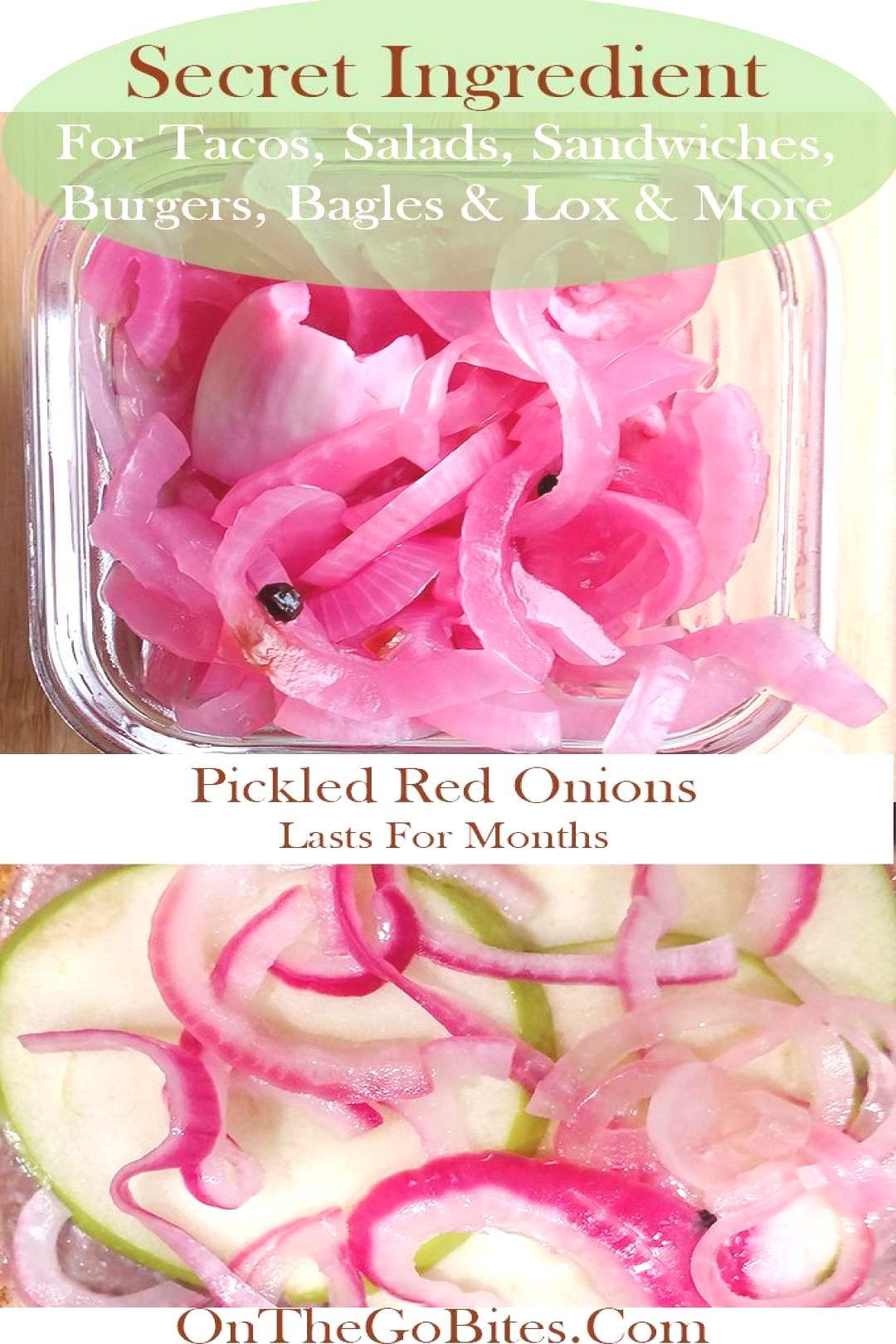 Pickled Red Onions Pickled Red Onions,