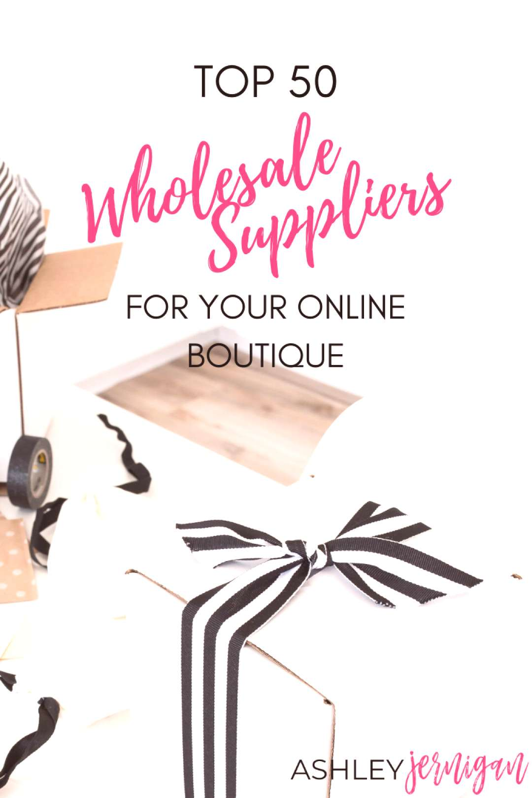 So you want to start your own online boutique? Online shopping continues to grow, and there has nev