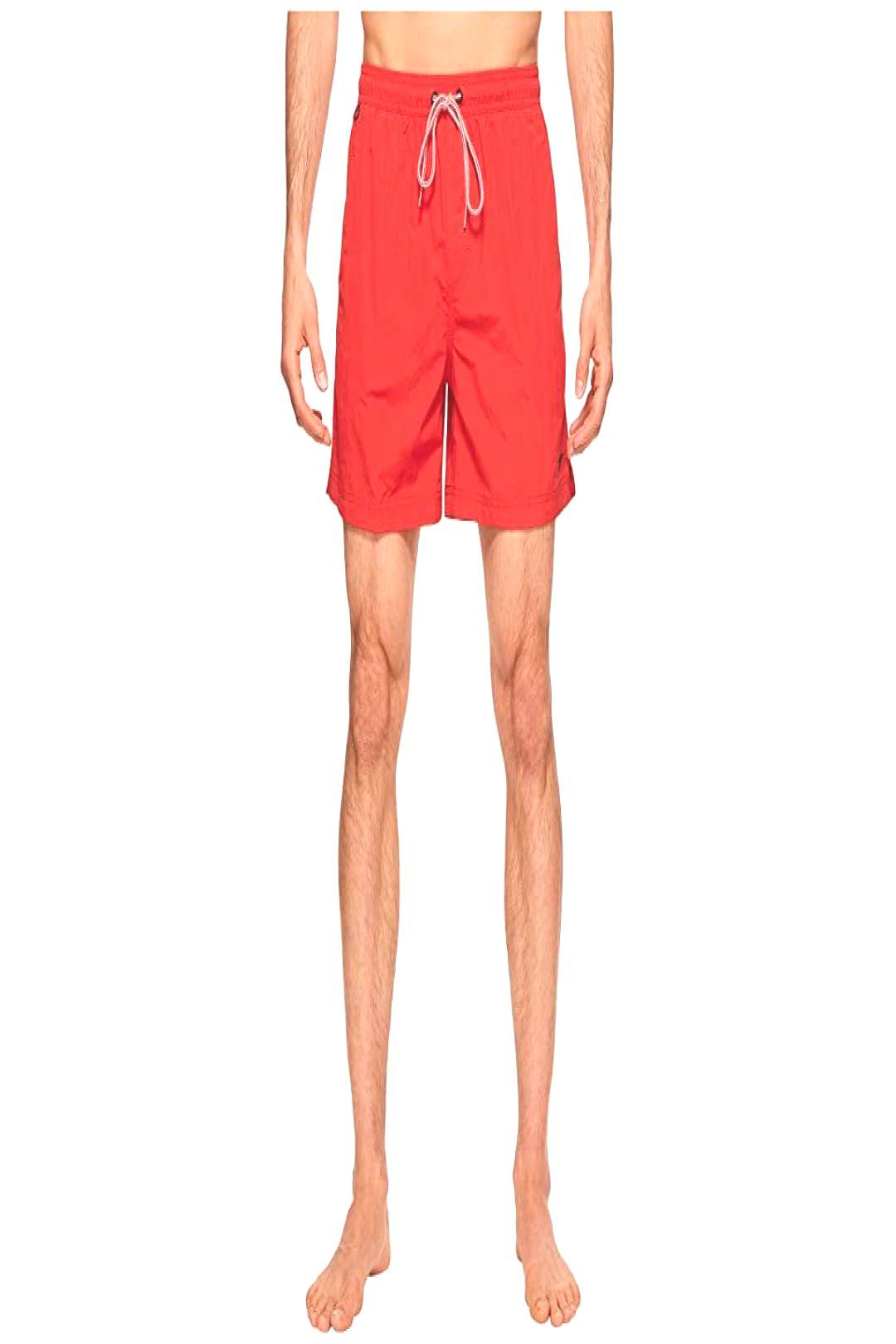 Speedo Sunray Volley (Atomic Red) Mens Swimwear. Youre ready for anything that will come your way