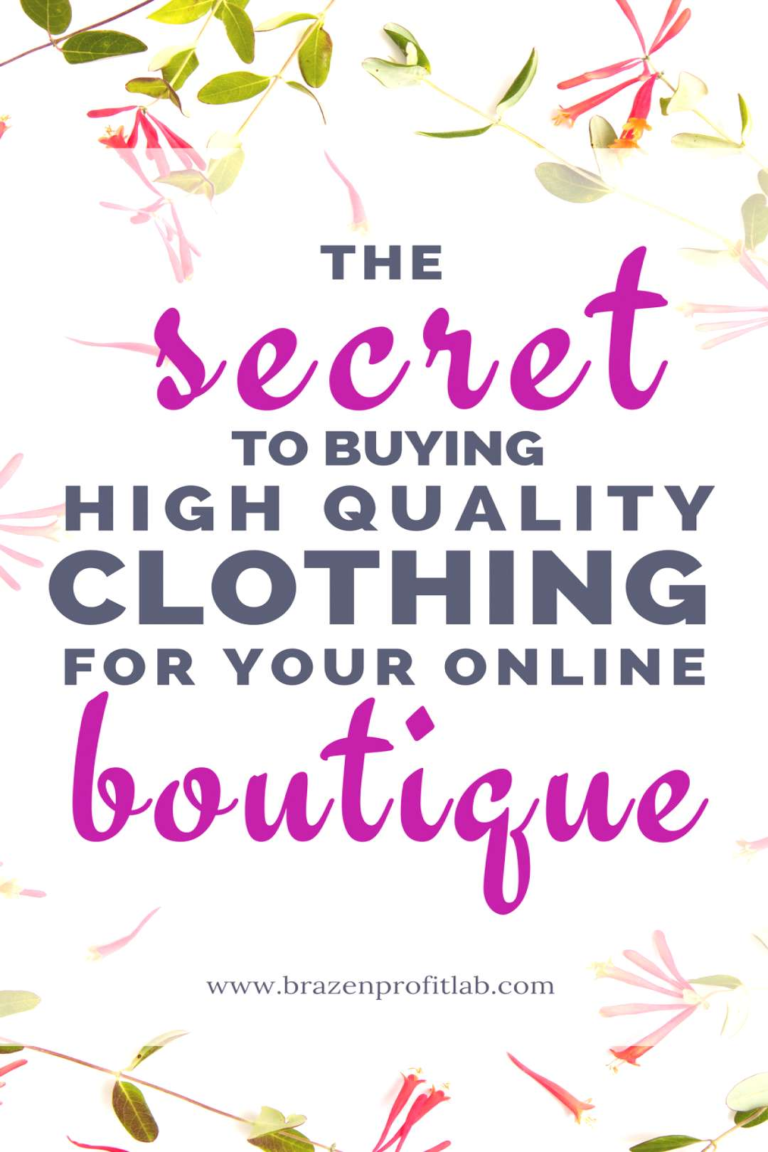 Theres a right way and a wrong way to find quality wholesale vendors for your online boutique. Cli