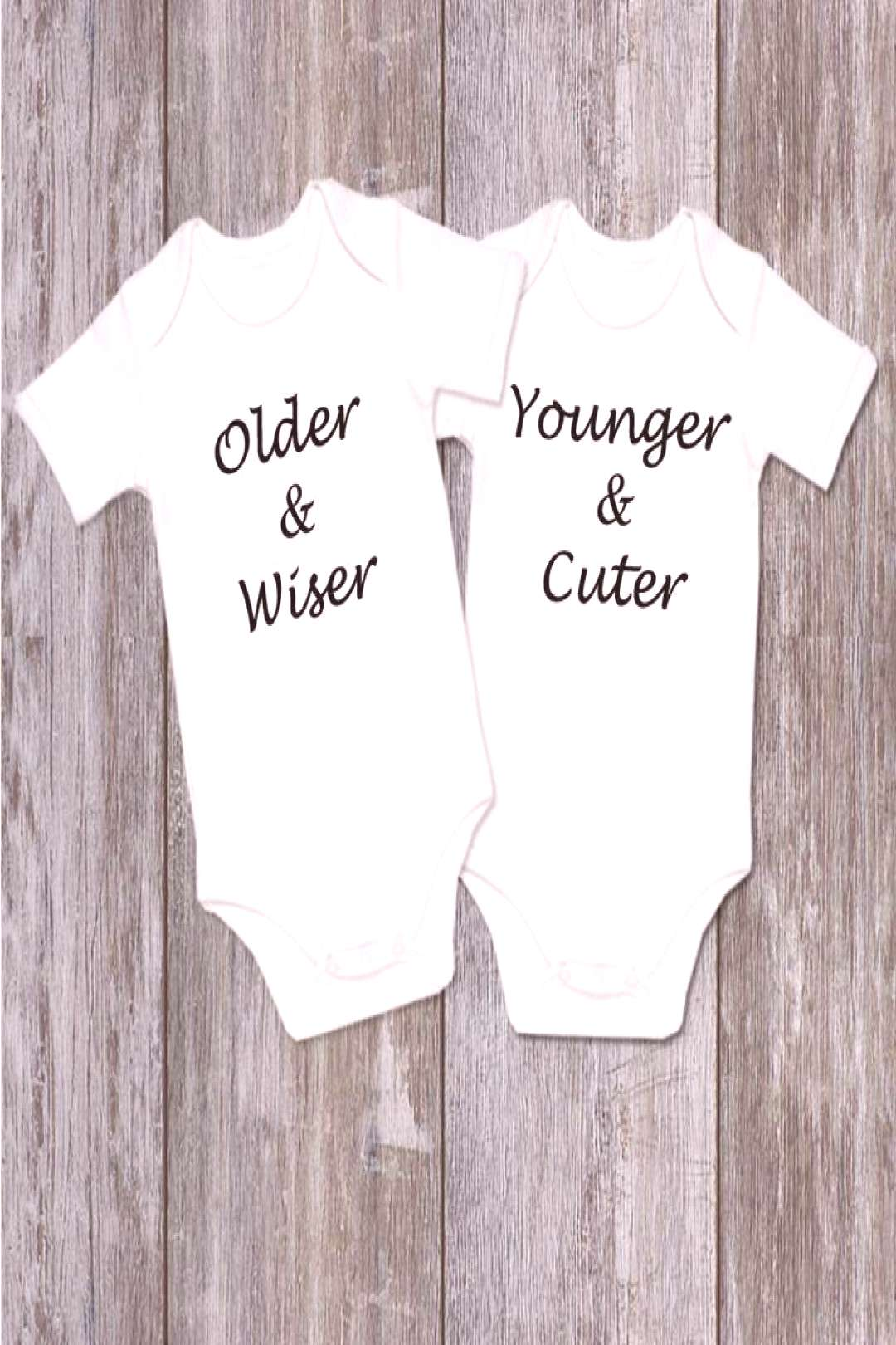 Twin onesies Matching bodysuits Twin outfits Twin clothing Twin boys Twins baby gifts Twin babies T