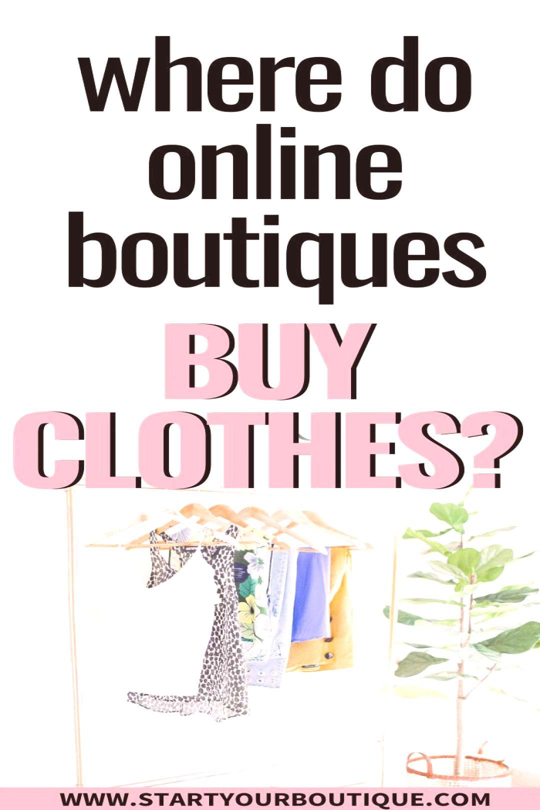 Wholesale Clothing for Online Boutiques Opening an online boutique? Before you launch your new busi